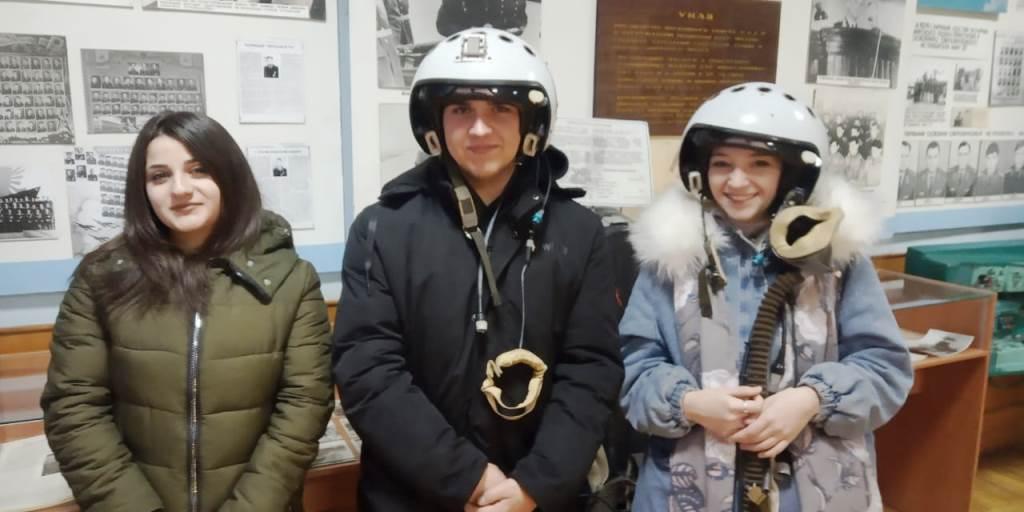 Посещение музея АВВАКУЛа